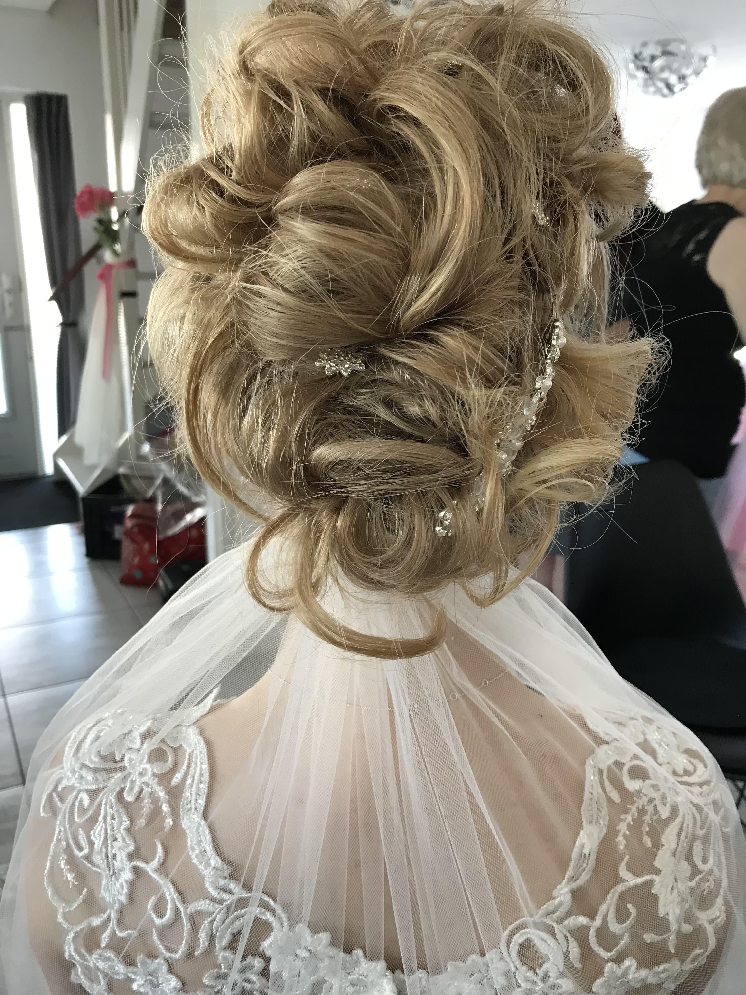 bruidskapsel, bruidscoupe